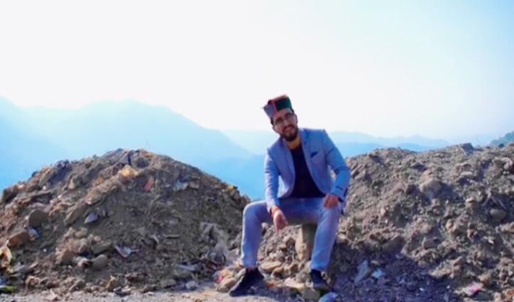"""नारी सुरक्षा को लेकर जागरूक कर रहे Solan के रोहित कश्यप, रिलीज किया """"गुलामों की बस्ती"""" गाना"""