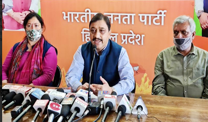 सुरेश कश्यप बोले: BJP पंचायत चुनावों को तैयार, उद्धव के 'गांजा' वाले बयान पर किया पलटवार
