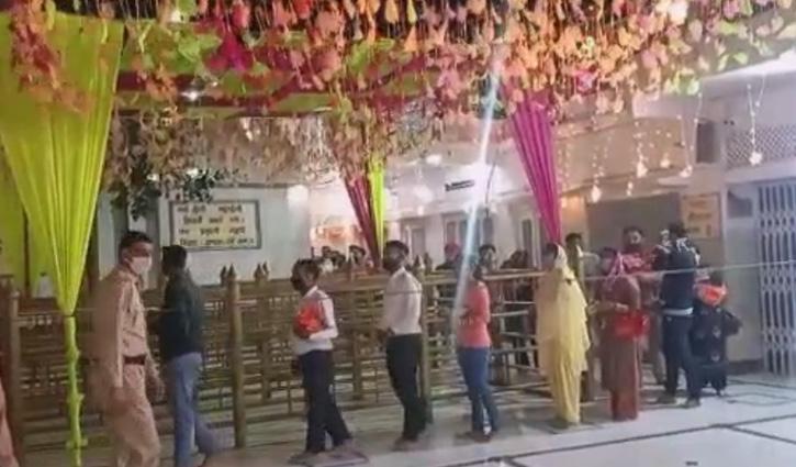नवरात्र के लिए #Himachal के मंदिर तैयार, इन कार्यों पर रहेगा पूर्ण प्रतिबंध