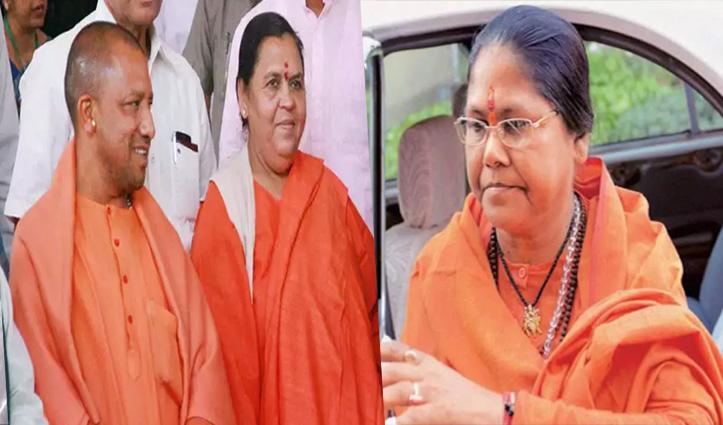CM योगी पर BJP की दो साध्वियों ने साधा निशाना: उमा बोलीं- हाथरस कांड से छवि खराब हुई