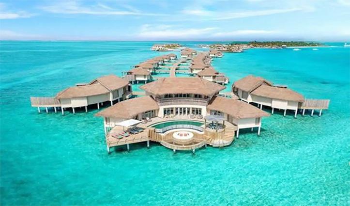 ऐसा क्या खास है #Maldives में जो बॉलीवुड स्टार्स जाते हैं छुट्टियां बिताने, देखें तस्वीरें