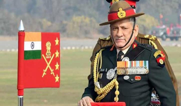 बढ़ाई जाएगी सैन्य अधिकारियों व जवानों की सेवानिवृत्ति आयु! CDS बिपिन रावत ने रखा प्रस्ताव