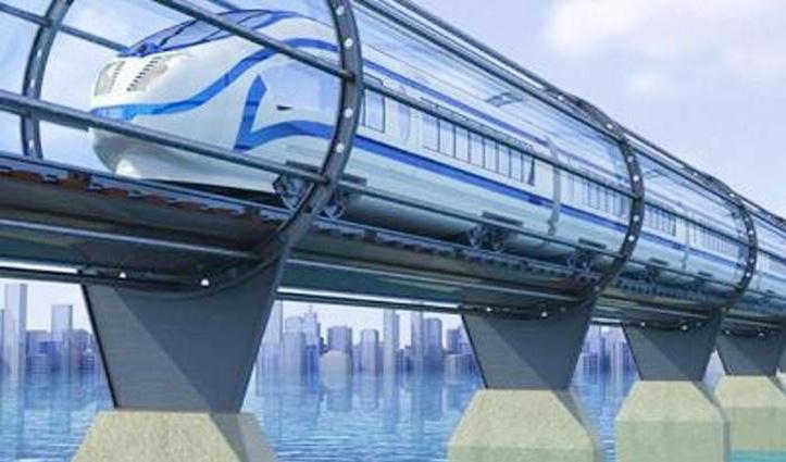 पहली बार मानव को बैठाकर किया #Hyperloop का परीक्षण, 960 KM प्रति घंटे की रफ्तार से हो सकेगा आवागमन