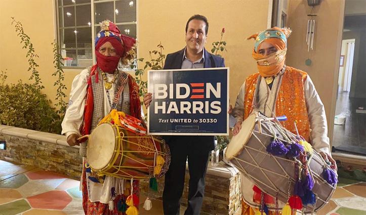 #Joe_Biden की जीत के बाद अमेरिका में जश्न, देखें तस्वीरें-Videos