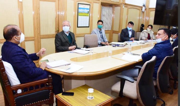 Shimla में होगा सरकार के तीन साल पूरे होने का जश्न, बनेगी डॉक्यूमेंटरी-जयराम ने दिए निर्देश