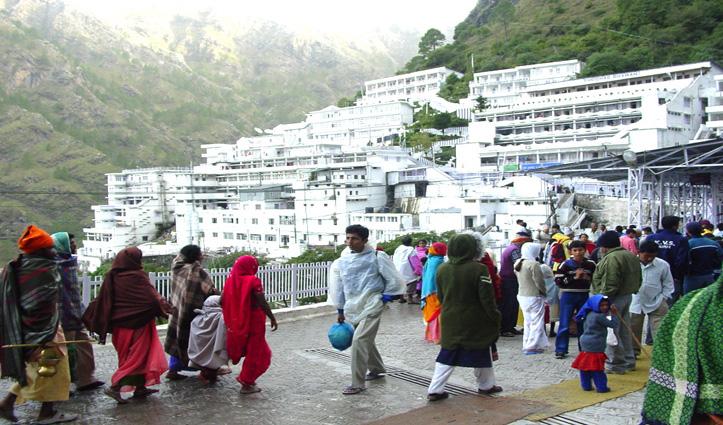 #Unlock_6 : वैष्णो देवी मंदिर में अब 15 हजार यात्री कर सकेंगे दर्शन, जानिए आज से और क्या सुविधाएं होंगी शुरू