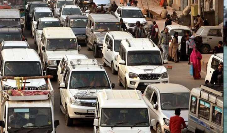 बिना #Pollution Certificate दौड़ाया वाहन तो जब्त होगी RC,सरकार ने शुरू किया काम