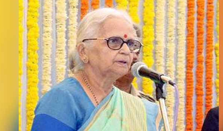 गोवा की पूर्व राज्यपाल #Mridula_Sinha नहीं रहीं, #PM_Modi – अमित शाह ने जताया शोक