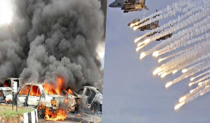 फ्रांस का अलकायदा को तगड़ा जवाब: माली में #Airstrike कर 50 आतंकियों को किया ढेर