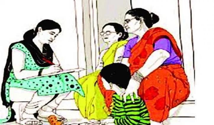 #CongressMLA की मांग-आंगनबाड़ी कार्यकर्ता घोषित हों कोरोना योद्धा, मिले बीमा लाभ