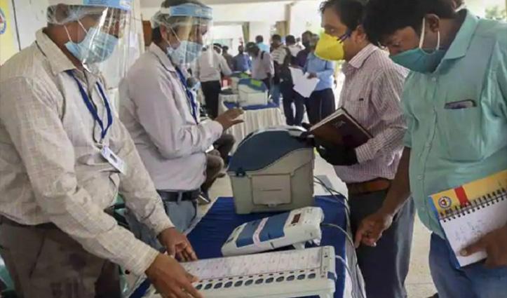 #Bihar_Result: कल 8 बजे से मतगणना; नौ बजे से आने लगेगा रूझान, तैयारी पूरी