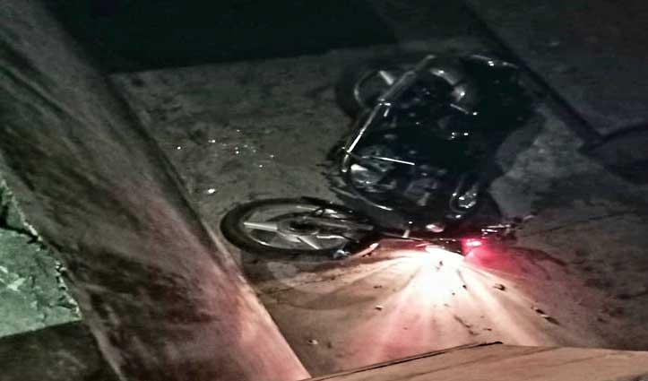 पांवटा साहिब में तेज रफ्तार बुलेट दुर्घटनाग्रस्त, चालक की गई जान