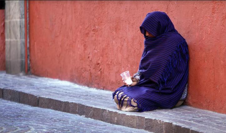 गजब ! भिखारिन के खाते में जमा थे 42 लाख रुपए, पांच मकानों की भी निकली मालकिन