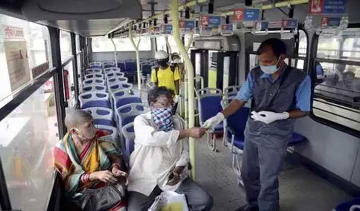 हिमाचल में #Night_Curfew के दौरान यात्रा करने वालों के लिए टिकट ही होगा कर्फ्यू पास