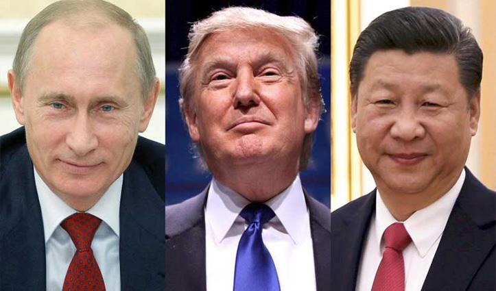 Russia-China ने बाइडेन को जीत की बधाई देने से किया इनकार, बताई ये वजह