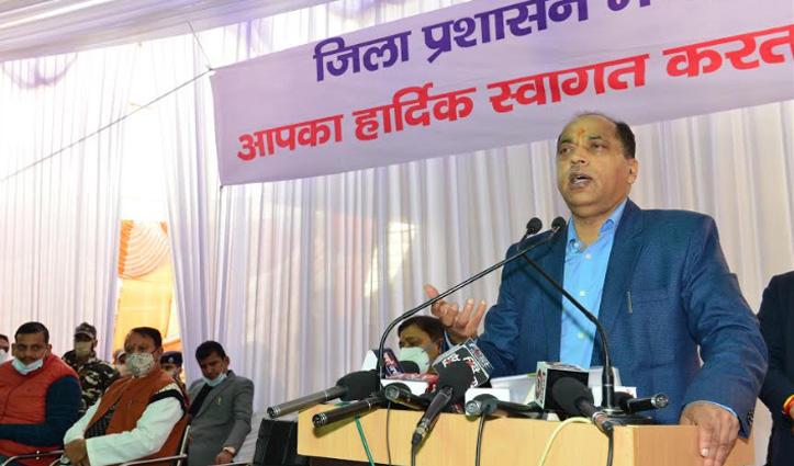 Himachal में कोरोना को लेकर सरकार कर सकती है सख्ती, CM जयराम ने मंडी में दिए संकेत