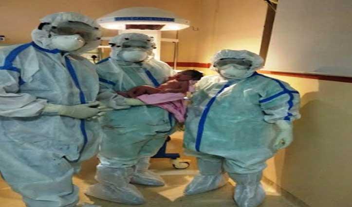 #Himachal का एक अस्पताल, जहां अब तक 52 #Corona पॉजिटिव महिलाओं की करवाई सुरक्षित डिलीवरी