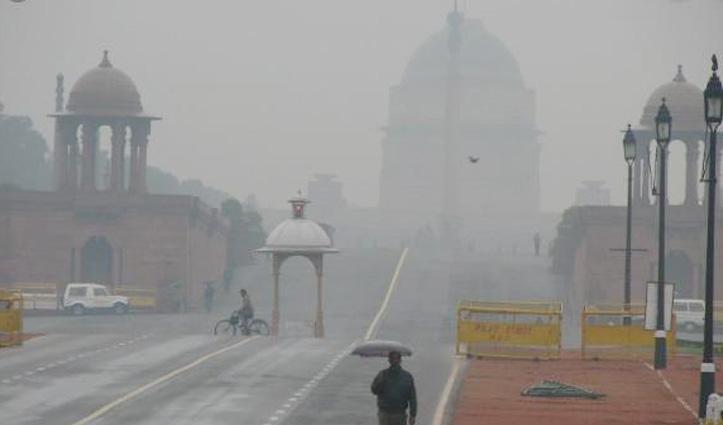 #Corona के साथ प्रदूषण व कड़ाके की सर्दी की चपेट में #Delhi_NCR,पढ़े क्या है ताजा हाल