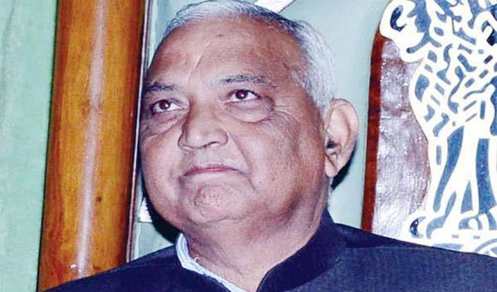 #Janmanch की अध्यक्षता करने वालों की सूची में शामिल हुए #Dhawala,गोविंद की जगह लगाई ड्यूटी