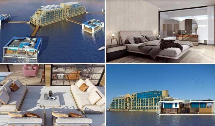 #Dubai में बनेगा एक और #अजूबा : करोड़ों की लागत से तैयार हो रहा