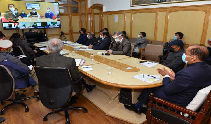 Himachal Govt decides to restrict persons on social gathering to 50 persons