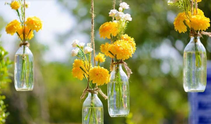 फूल बदल सकते हैं आपका Mood, बस सही तरीके से होनी चाहिए Floral Decoration
