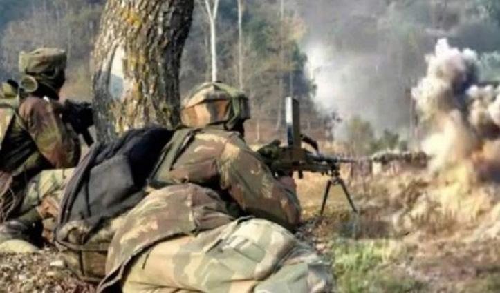 #Kupwara में आतंकियों ने सुरक्षा बलों पर फेंका Grenade, दो नागरिक घायल