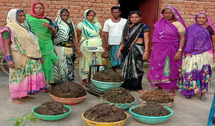 मिसाल : इस राज्य के 77,000 से अधिक गोबर विक्रेताओं को किया गया 8.97 करोड़ का भुगतान