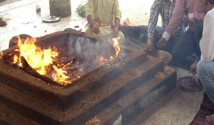 Kangra के मंदिरों में अब हो पाएंगे हवन व यज्ञ, #SOP का पालन करना होगा जरूरी