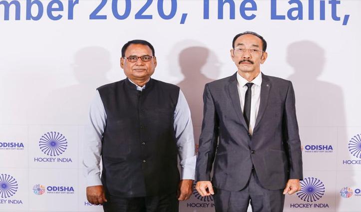 मुश्ताक अहमद की जगह ज्ञानेंद्रो निंगोमबम बने #Hockey_India के नए अध्यक्ष