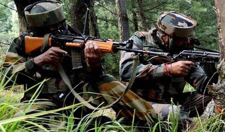 श्रीनगर में सुरक्षाबलों के साथ Encounter में हिजबुल का चीफ कमांडर सैफुल्ला ढेर