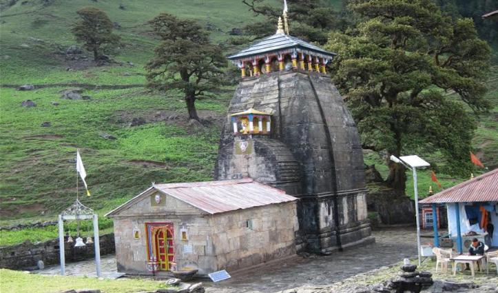 द्वितीय केदार मद्महेश्वर धाम के कपाट बंद, ओंकारेश्वर मंदिर ऊखीमठ में विराजमान होंगे बाबा