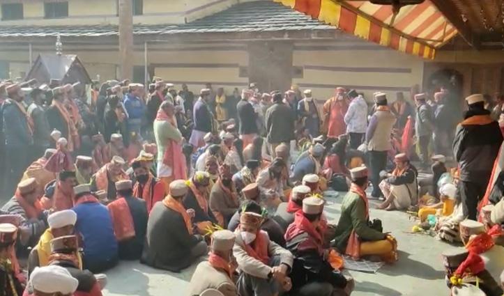 Kullu: देवसंसद में अठारह करडू ने दिए आदेश -ढालपुर मैदान में करवाओ काहिका उत्सव