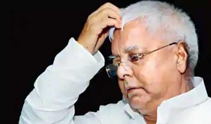 लालू यादव पर #FIR, बीजेपी का आरोप- जेल से #NDA के विधायकों को दे रहे हैं लालच