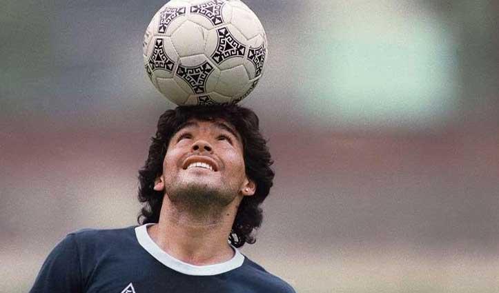 #DiegoMaradona के जीवन से जुड़ी ये खास बातें, इस तरह बने थे #Football के जादूगर