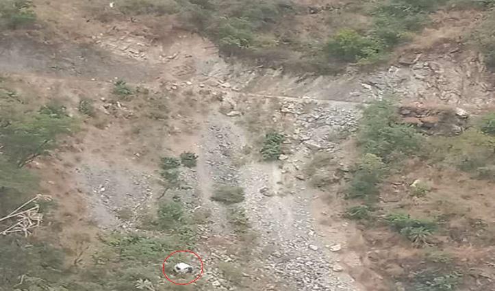 #Himachal: कार चलाना सीखना पड़ गया महंगा, एक की गई जान-चार गंभीर घायल