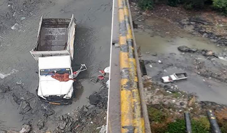 #Big_Breaking: हिमाचल में बड़ा सड़क हादसा, रोजी-रोटी कमाने पहुंचे सात की Death