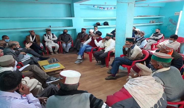 #Mandi: सर्व देवता सेवा समिति ने बैठक कर CM व मंडी प्रशासन के समक्ष रखीं ये मांगें