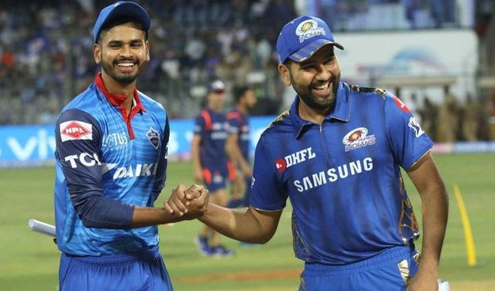 IPL 2020 का फाइनल आज: DC के पास पहला खिताब जीतने का मौका, MI का पलड़ा है भारी