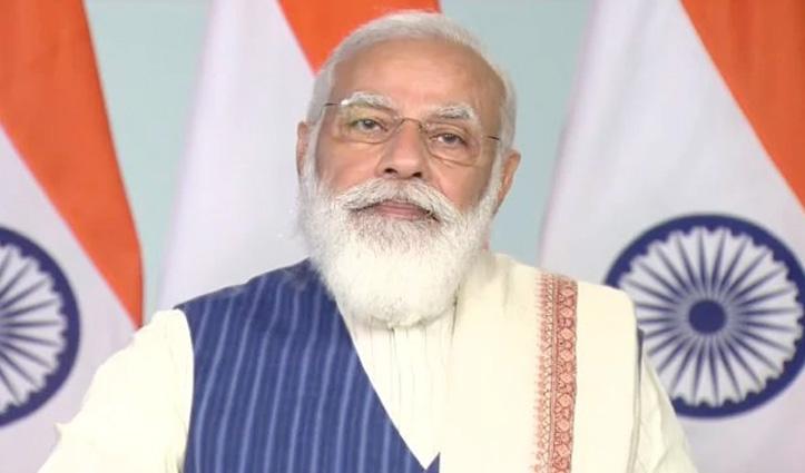 युवाओं को #PM_Modi ने दिया मंत्रः जो चुनौतियों से लड़ता है, वही सफल होता है