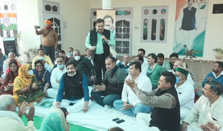 Mukesh का आरोप, पंचायत चुनाव में #BJP नेता अपने तरीके से लगवाना चाह रहे रोस्टर