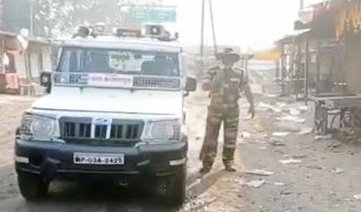 गब्बर का #Dialogue बोलना थाना प्रभारी को पड़ा महंगा, विभाग ने थमाया नोटिस – देखें वीडियो