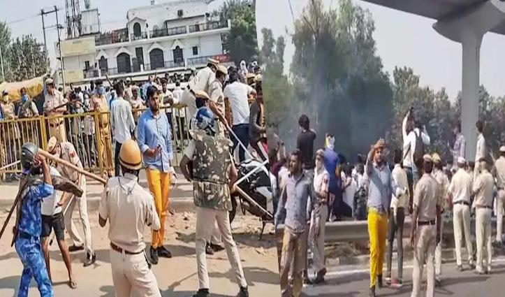निकिता हत्याकांडः महापंचायत में शामिल 32 उपद्रवी गिरफ्तार; तीन निकले Covid-19 पॉजिटिव