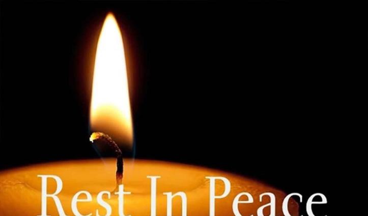 Congress Spokesperson Dr. Rajesh Sharma mourn Ahmed Patel's death