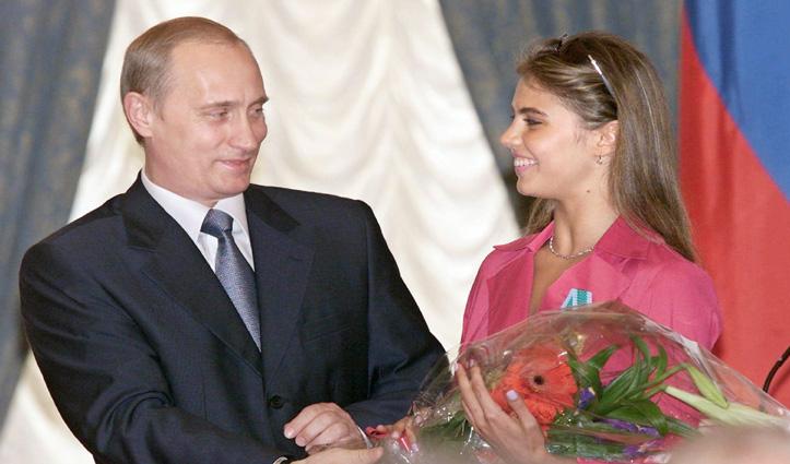 एक साल में इतना कमाती है रूसी #President_Putin की गर्लफ्रेंड, आंकड़े देख चौंक जाएंगे आप