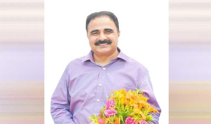 #DrRajeshSharma ने गुरु नानक जयंती पर प्रदेशवासियों को दी बधाई