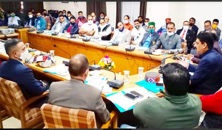 Himachal में अगले माह में क्रियान्वित होगी #Sports_Policy, संघों, खिलाड़ियों के सुझावों को तरजीह
