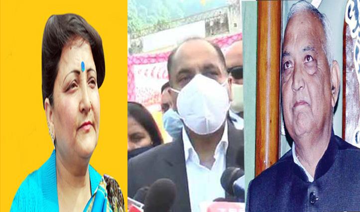 सरवीण और धवाला की नाराजगी पर #Hamirpur में CM Jai Ram की बड़ी बात