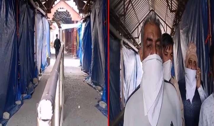 श्रीनैना देवी के दुकानदार बोले- #Sunday को दुकानें बंद रहेंगी तो कैसे करेंगे परिवार का पालन पोषण