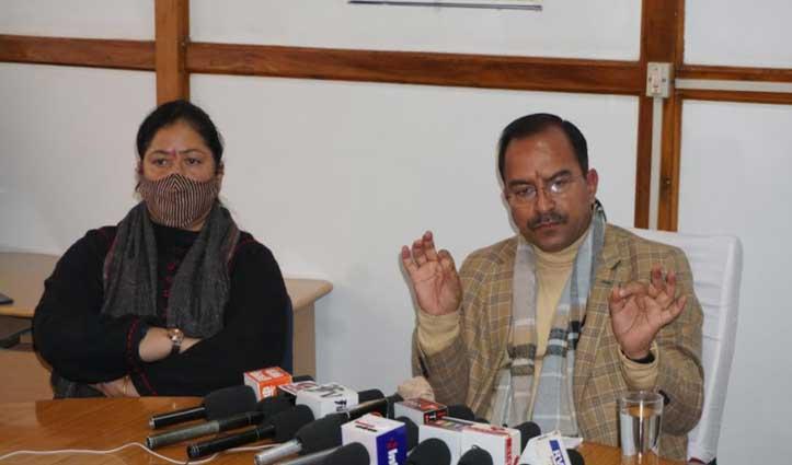 त्रिलोक कपूर बोले- Jai Ram Govt की छोड़ अपनी पार्टी की चिंता करें Kuldeep Rathore